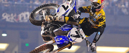Buy Monster Energy AMA Supercross Tickets