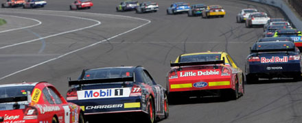 Buy NASCAR Sprint Cup Series Tickets