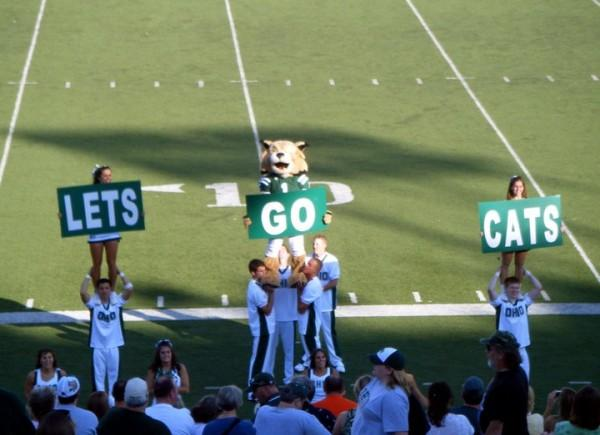 Ohio Bobcats Athens Tickets on September 02, 2017 at Peden Stadium