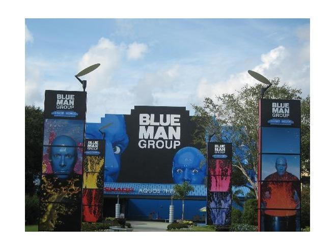 Blue Man Group Boston Tickets on August 27, 2017 at Charles Playhouse