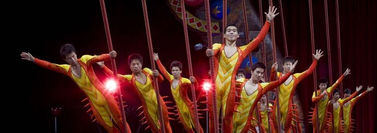 Ringling Brothers and Barnum and Bailey Circus Boston Tickets on October 14, 2016 at TD Garden