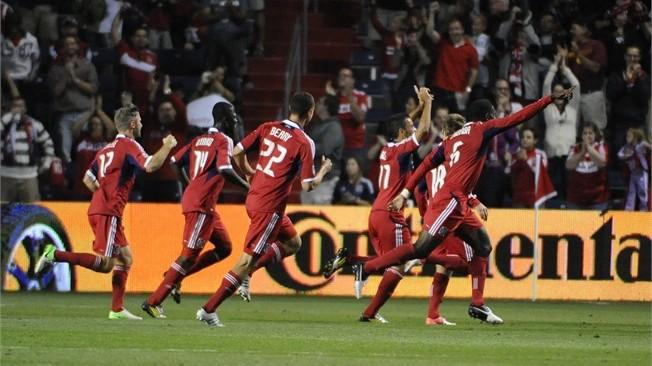 Chicago Fire Bridgeview Tickets on April 01, 2017 at Toyota Park