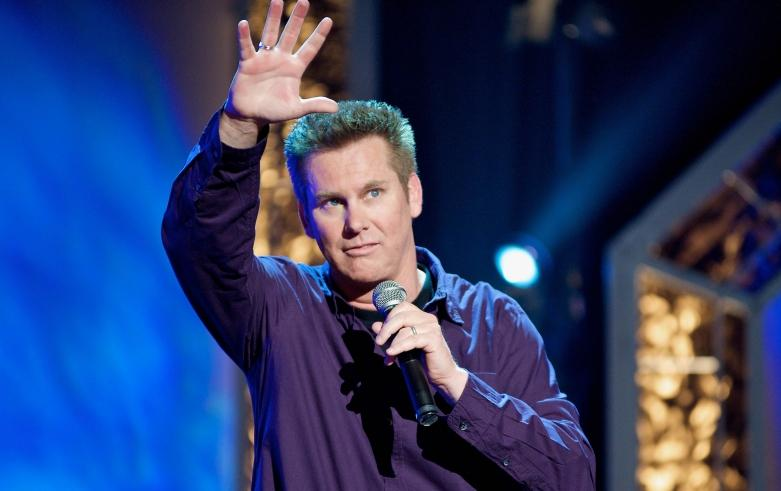 Brian Regan Chicago Tickets on April 07, 2017 at Chicago Theatre