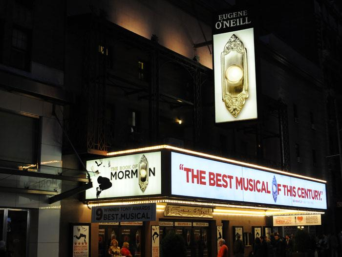 The Book of Mormon Dallas Tickets on January 30, 2019 at Music Hall at Fair Park