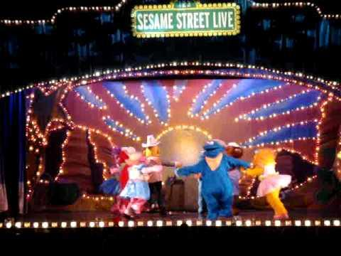 Sesame Street Live Los Angeles Tickets on May 13, 2017 at Microsoft Theater