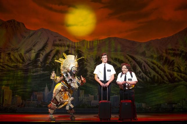 The Book of Mormon Los Angeles Tickets on June 04, 2017 at Pantages Theatre CA