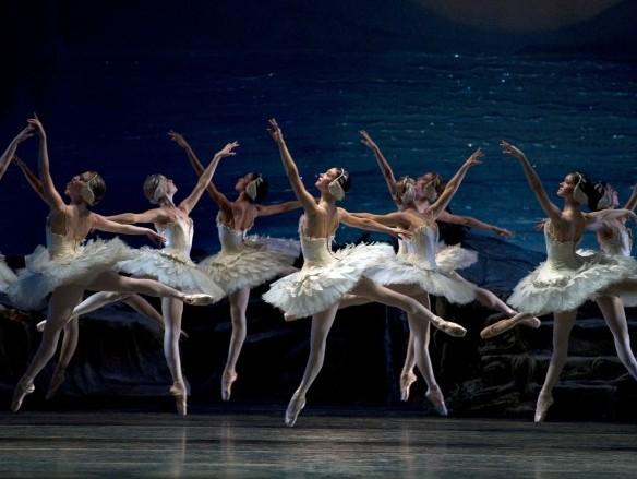 Swan Lake New York Tickets on September 30, 2017 at David H Koch Theater