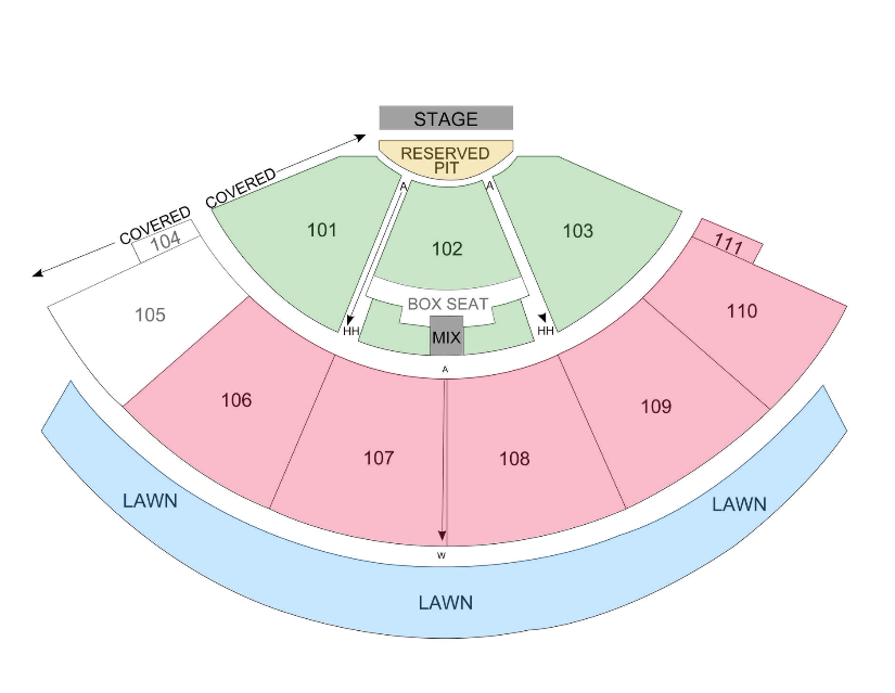 Kenny chesney the cynthia woods mitchell pavilion tickets for Mitchell s fish market tampa