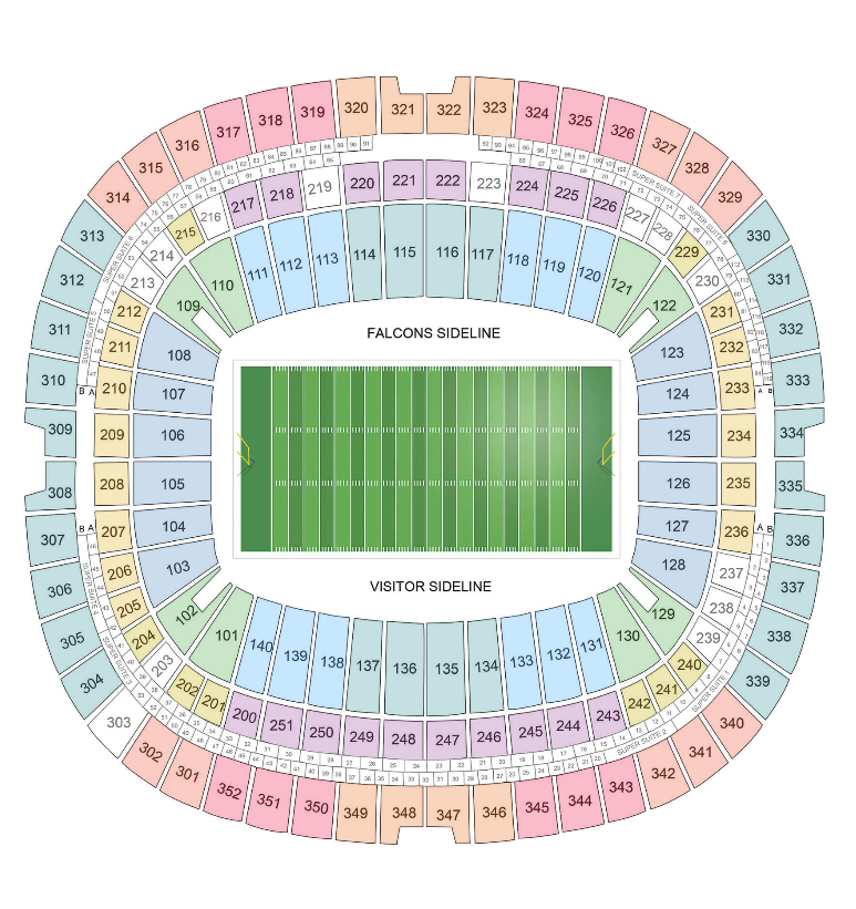 Chick-Fil-A Peach Bowl Tickets December 31, 2016 At 5:00