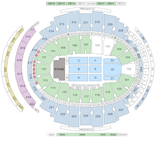 Billy Joel Madison Square Garden tickets February 22 2017 at 8